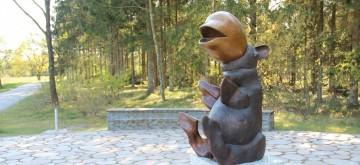 Fabeldyr Skulptur af HKH Prins Henrik